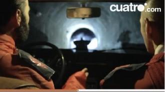 El fantasma del Tunel de Aiurdin, en Cuarto Milenio