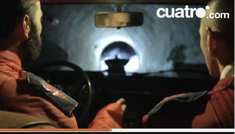 El fantasma del tunel de aiurdin en cuarto milenio for Cuarto milenio ayer