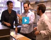 VÍDEO: Telecinco y Mario Sandoval recorren la Vitoria Gastronómica de la mano de Senén