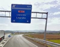 La carretera a La Rioja se convertirá en autovía entre Armiñón y Zambrana