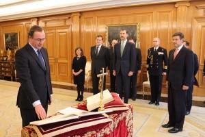 Alonso es el primer ministro Vitoriano de la Democracia