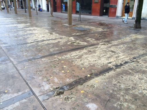 Calle Bastiturri