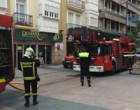 Desalojado Dendaraba por un incendio en el Restaurante