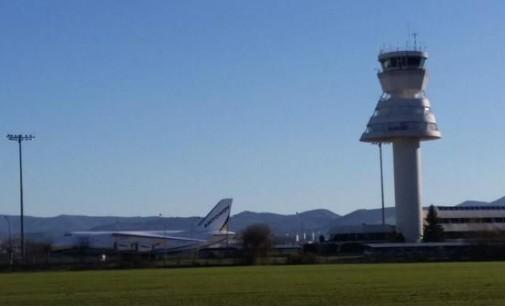 El Antonov 124 visita Foronda en un buen fin de semana para el aeropuerto