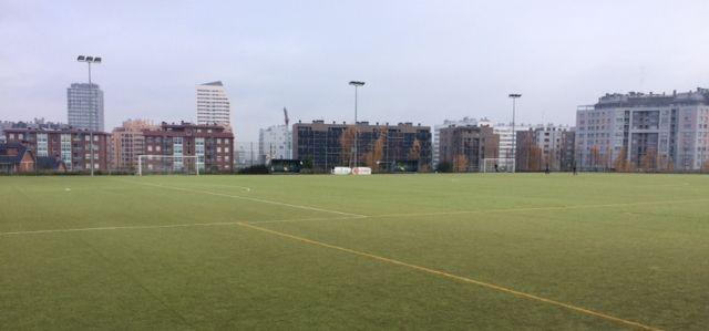Campo de Fútbol de Los Astrónomos