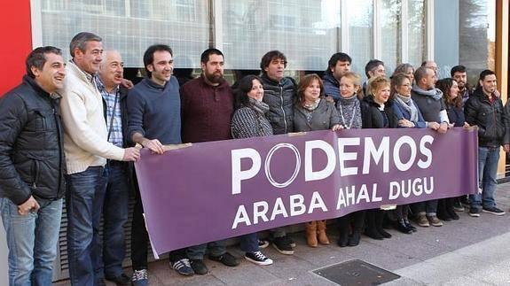Consejo ciudadano de Podemos Vitoria-Gasteiz