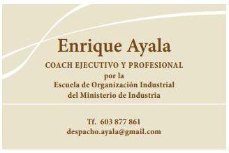 Coaching-tarjeta