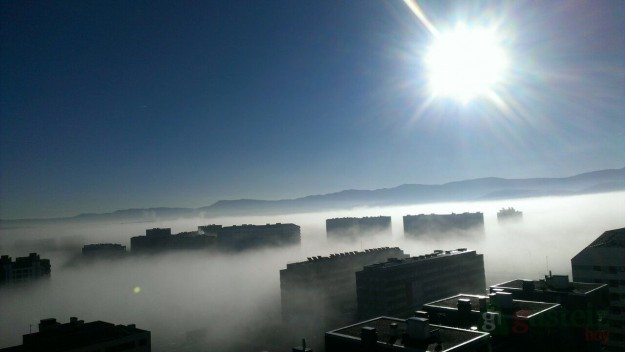 Salburua Niebla