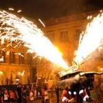 El Toro de Fuego se utiliza en diversos eventos