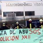 Bomberos de Mercedes Vitoria