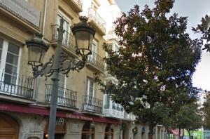 Farolas Calle Dato