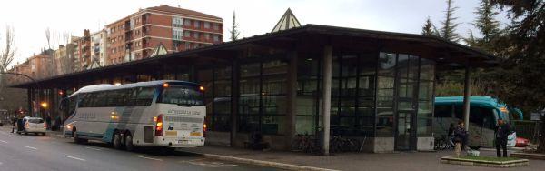 Estación de Autobuses Los Herrán