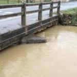 Inundaciones Santo Tomás
