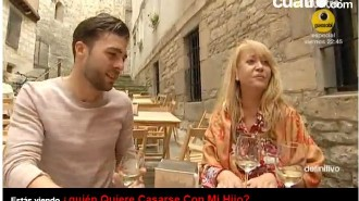 ¿Quién quiere casarse con mi hijo? visita Vitoria y Rioja Alavesa