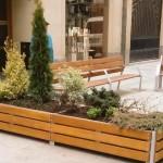 Jardineras Calle San Prudencio