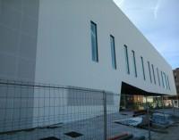 El centro cívico de Salburua ultima su apertura para abril