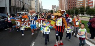 Korrika llega a Gasteiz