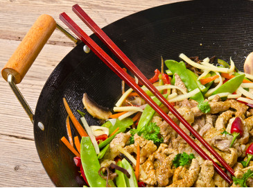 chino restaurante