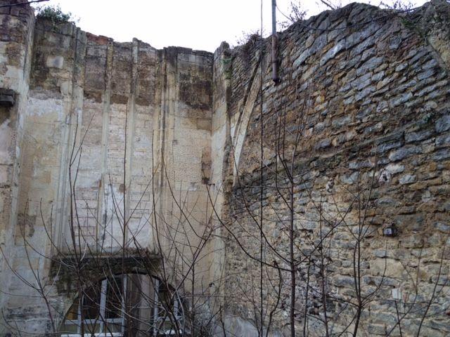 Ruinas del Convento de San Francisco