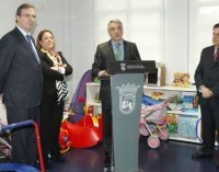 La Diputación estrena el nuevo centro de Atención Temprana