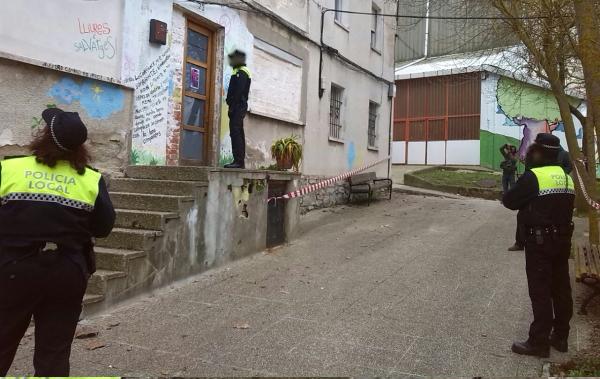 policia errekaleor