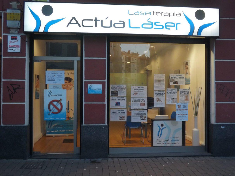 Laserterapia-Actualaser-Vitoria