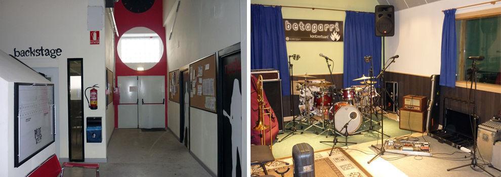 Los grupos musicales ya pueden inscribirse al alquiler de for Locales de ensayo valencia