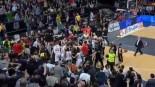 VÍDEO: Bochornosa y lamentable tángana entre Baskonia y Bilbao Basket