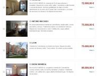 La compra de viviendas se reactiva con pisos antiguos y baratos
