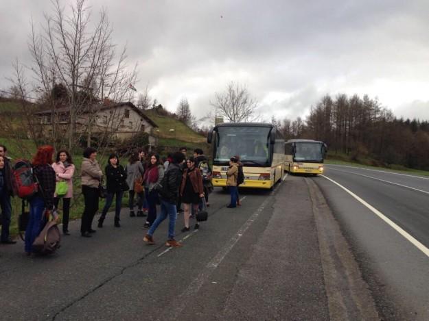 Bus Vitoria-Durango
