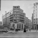 Calle Badaya en 1958. Santiago Arina