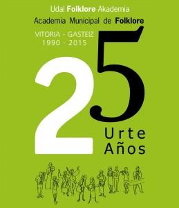 academia de folklore 25 años