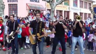 ETS presenta la canción de Araba Euskaraz 2015