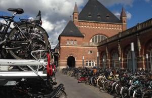 Estación de Tren de Copenhague