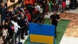 VÍDEO: La unidad canina de la Ertzaintza realiza una exhibición en Vitoria