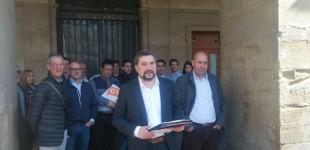 Ciudadanos presenta su candidatura al Ayuntamiento