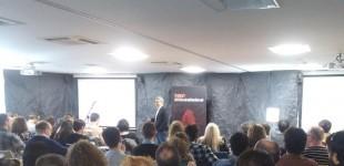 La Casa del Cordón acoge el primer evento TED en Vitoria