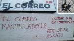 Foto cedida por el Correo
