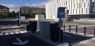 El lunes se abre al público el parking en superficie de San Martín