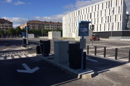 ayuntamiento parking