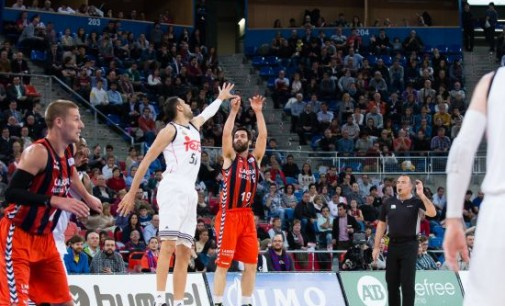 Baskonia arranca el Play Off en Málaga