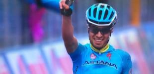 Mikel Landa logra su segunda victoria en el Giro y es ya segundo en la General