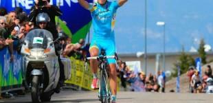 El alavés Mikel Landa brilla en el Giro de Italia