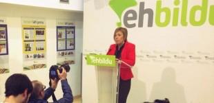 EH Bildu aceptaría renunciar a la alcaldía para que Maroto no sea alcalde