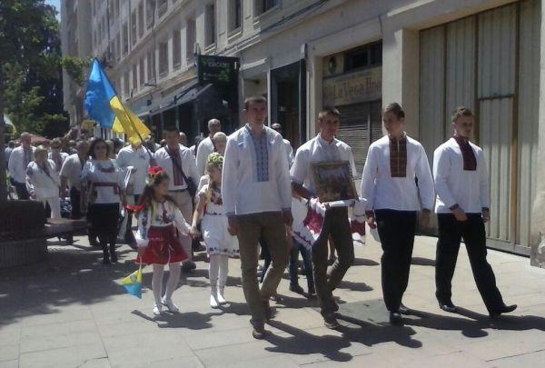 procesion espiritu santo vitoria