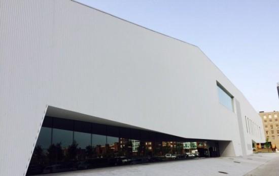 Centro Civico Salburua
