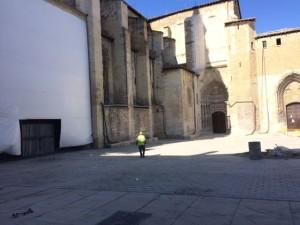 Santa María plaza