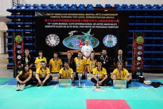 Campeonato del Mundo de Taichi