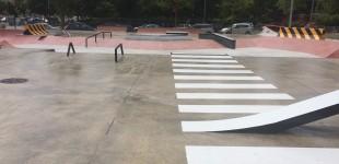 Santa Lucía estrena el mayor Skate Park de Vitoria
