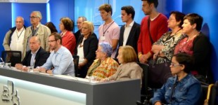 """Maroto tilda de """"bofetada a la democracia"""" el rechazo de PSE, EH Bildu y PNV a Ayudas Más Justas"""